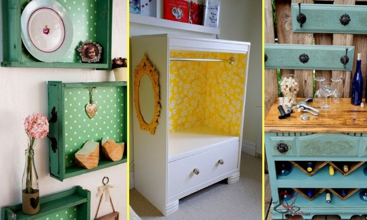 Refurbish your old cabinet