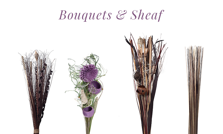 Bouquets & Sheaf