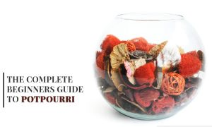 What is potpourri used for